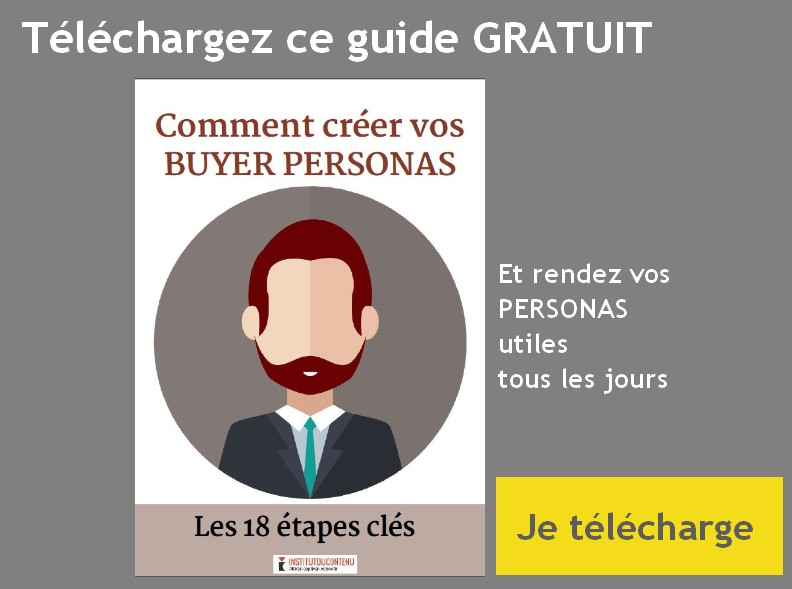 je telecharge le guide creer ses buyer personas