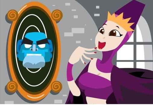 Faire un blog, oui mais pas comme le miroir de la méchante reine de Blanche-neige