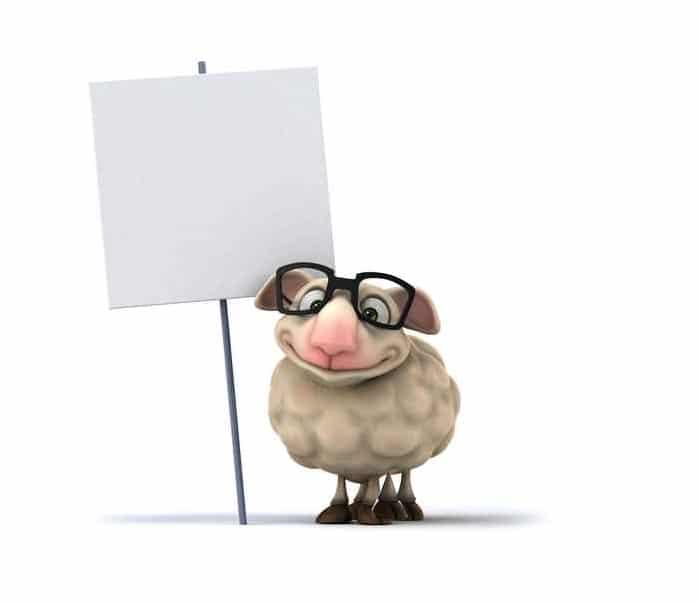 Le webmarketer de contenu : un mouton à au moins 5 pattes