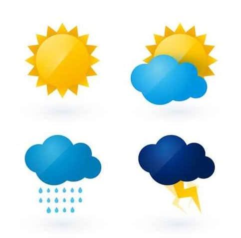 emailings et météo