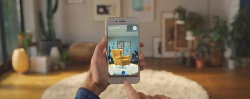 Ikea : leau catalogue s'ajoute la réalité augmentée