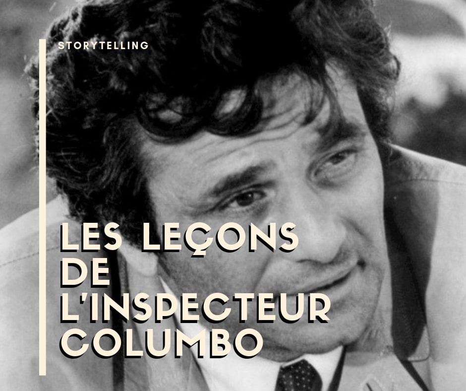 Comment faire du storytelling : les leçons de l'inspecteur Columbo