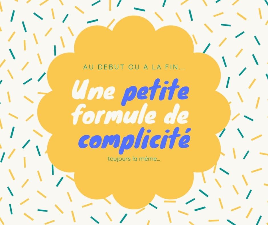Copywriting pratique : la technique de la petite formule de complicité