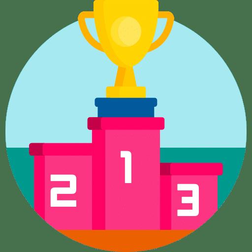 3 premières places gagnées en un mois SEO